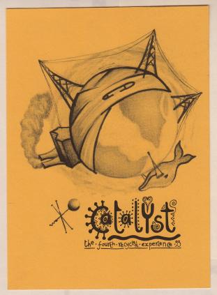 Catalyst 4, 1993, Lambeth