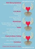 Roots & Wings Arts & Wellbeing Festival 2017