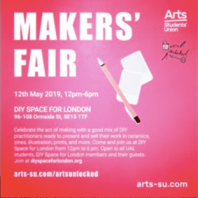 Makers Fair flier